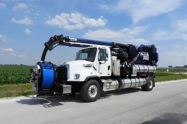 The tours are now available for many of the company's models, including the Vactor 2100i PD and the Vactor 2100i Fan, and are accessible through Vactor authorized dealers. - Photo: Vactor