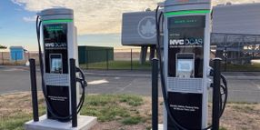 NYC Installs 58 Fast Chargers for EV Fleet