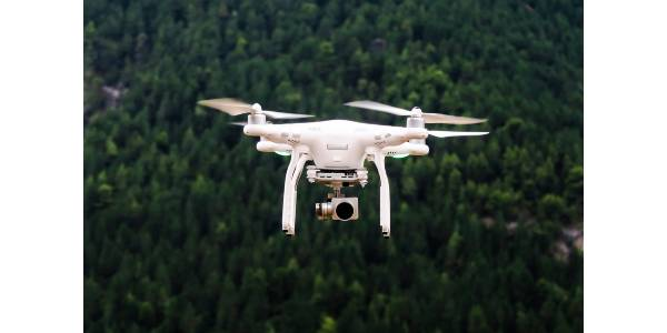 Minnesota Fire Department Fights Major Blaze with Drones