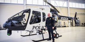 Texas Municipality Unveils New Helicopter