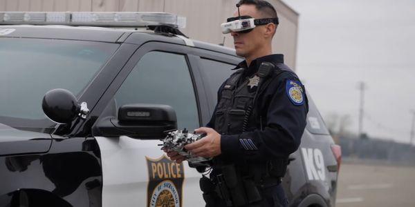 How Sacramento PD Uses Micro-Drones on Patrol
