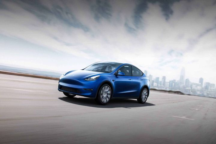 The Spokane City Council is unsure of whether a pilot program to switch their police department vehicles from gas powered to electric would be worth the money. (Stock photo) - Photo: Tesla