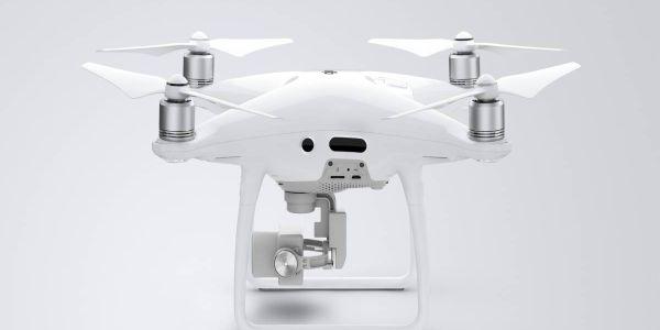 A DJI Phantom 4 Pro drone