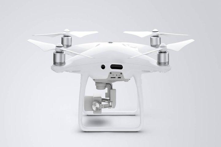 A DJI Phantom 4 Pro drone - Photo: DJI