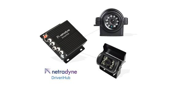 New auxiliary safety cameras grow Netradyne's AI and vision powered safety platform to meet the...