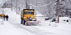 Heavy Snow Gets Municipalities Moving on Fleet Upgrades