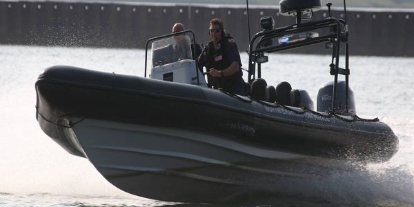 The boats will be used by the State Police Marine Division for patrol, search and rescue, rapid...