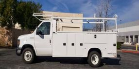Phoenix Motorcars, PG&E Deploy All-Electric Service Truck to California City