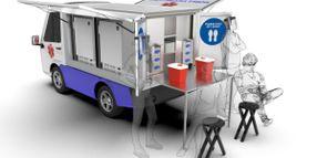 Ayro Launches Industry-First Electric Vaccine Vehicle