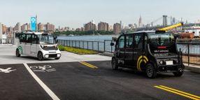 Polaris and Optimus Ride to Develop Fully Autonomous GEM Electric Vehicles