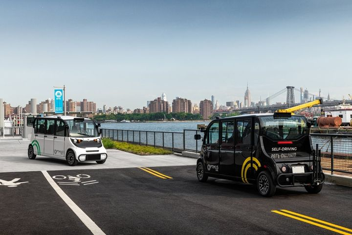 Optimus Ride and Polaris will work together over the next two years to bring these new fully autonomous vehicles to market by the second half of 2023. - Photo: Polaris
