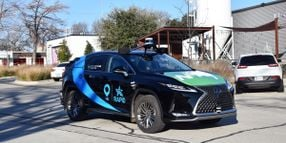 Texas City Launches On-Demand Self-Driving Shuttle Service