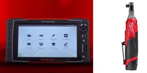 High-Speed Ratchets, Diagnostic Tool Designed for Enhanced Productivity