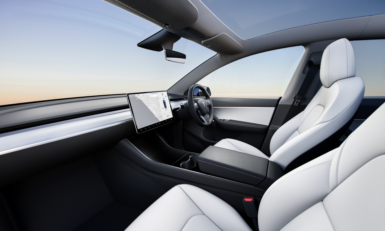 Tesla Model Y Added to Oklahoma Municipality PD