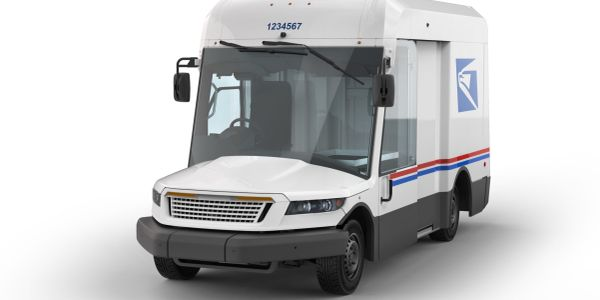 The USPSvehicles from OshKosh will be equipped with either fuel-efficient internal combustion...