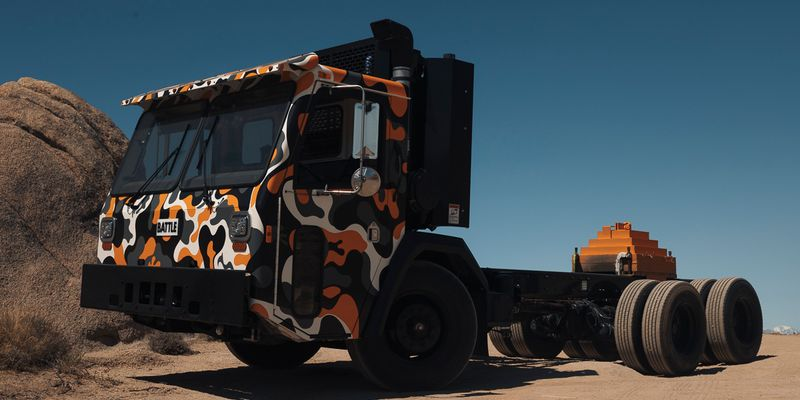 Battle Motors is bringing the Battle-Ready Class 8 severe duty full electric truck to the market...