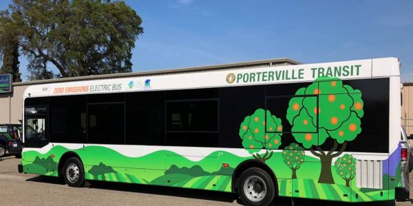 SRECTrade is providing resources to assist the City of Porterville via the California Low Carbon...