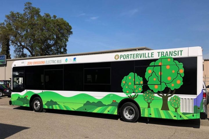 SRECTrade is providing resources to assist the City of Porterville via the California Low Carbon Fuel Standard program. - Photo:SRECTrade