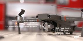 Florida City PD Receives Thermal Cam Drones