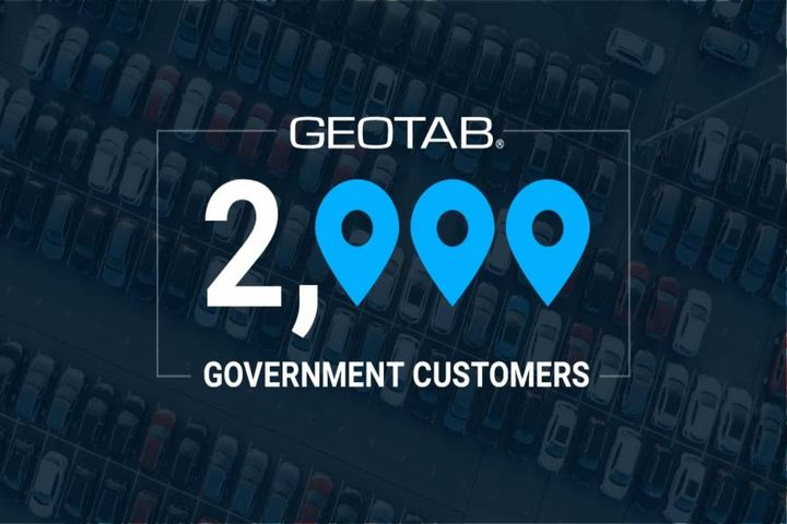 From small municipal fleets to state and federal fleets, these agencies are made up of a combined 250,000 vehicles using a range of Geotab telematics solutions to improve overall operating efficiency. - Photo: Geotab