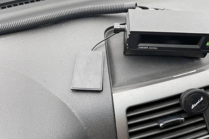 The deputy sheriff of Ripley County, Missouri, was thankful to have the device in his vehicle when operating in a remote part of the department's jurisdiction. - Photo:SureCall Signal Booster