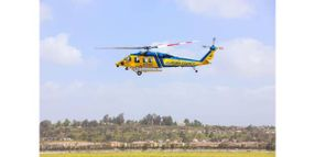 California County Aviation Unit Introduces Firehawk Helicopters