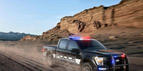 2021 Ford F-150 Police Responder Has Fastest Acceleration During Testing