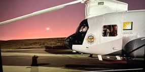 California Firefighting Agencies, Utility Team Up to Provide Firefighting Aircraft