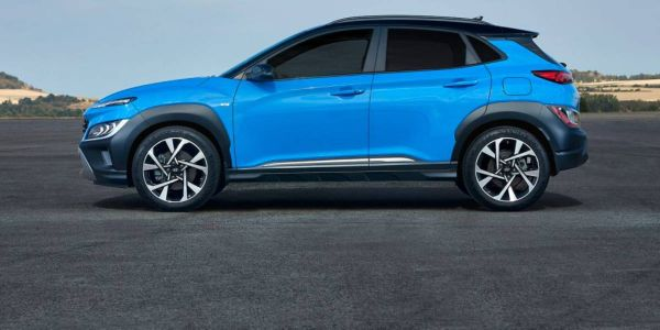 The Hyundai Konas, which are classified as subcompact SUVs, will replace aging three-wheeled...