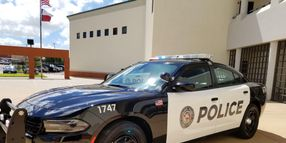 Texas PD Improves Officer Safety with Collision Avoidance System