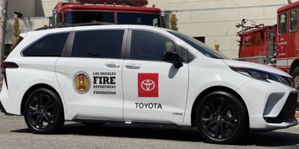 The OEM is providing 20 vehicles to help transport vaccines to underserved communities and...