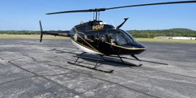 Helicopter Enables Alabama Sheriff's Office Faster Response
