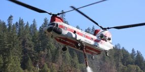 Cal Fire Secures 12 Firefighting Aircraft for Statewide Response