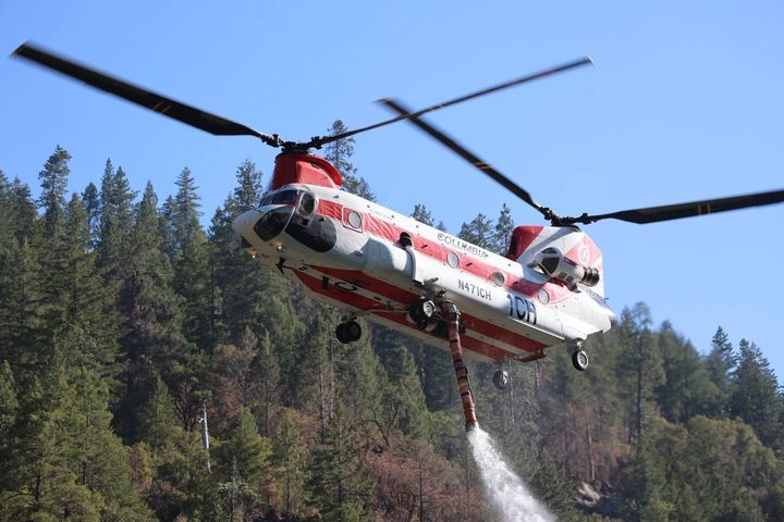 As part of California Governor Gavin Newsom's investments in emergency preparedness and wildfire response, the California Department of Forestry and Fire Prevention (Cal Fire) secured 12 additional firefighting aircraft this week for exclusive use in its statewide response efforts. - Photo: Cal Fire