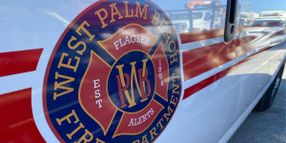 Florida City, Fire Department Team Up for Mobile Vaccine Vans