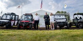 John Deere Launches Special Application Vehicles
