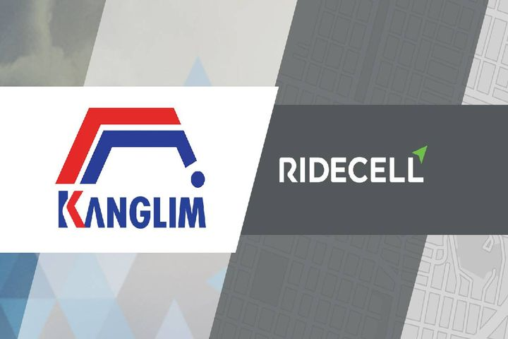Kanglim's vehicles include industrial cranes, fire trucks, electrical work vehicles, aerial platforms, military and police equipment, and pump vehicles. - Photo: Ridecell