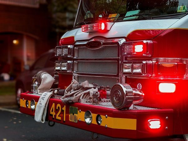 The Atlanta Fire Rescue Department will receive several new tractor-drawn aerial fire truck apparatus and 1,500 GPM pumpers to upgrade its aging fleet. - Photo courtesy:Obi Onyeador via Unsplash