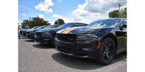 South Carolina DPS Unveils Unmarked Vehicles