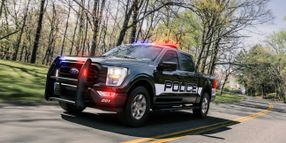 Ford to Display 2 Police Vehicles, Including F-150 Police Responder, at GFX