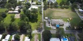 Louisiana City PD Conducts Drone Air Patrol