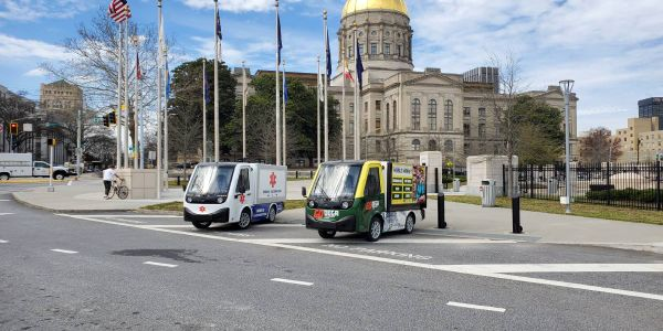 Element is helping governments achieve financial optimization while also driving their fleets...