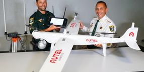 Florida Sheriff's Office Adopts New Drone Tech