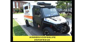 Tennessee Fire Department Unveils Medical ATV