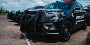 US Donates 20 Hybrid Police Vehicles to Bahamas
