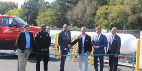 Virginia Municipality to Convert 49 Vehicles to Renewable Propane