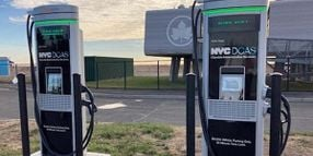 NYC Receives Funding for Fast EV Chargers