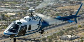 Phoenix PD to Upgrade Fleet with 5 Helicopters