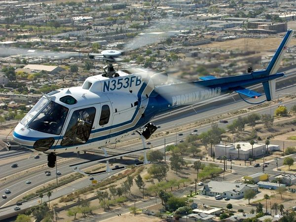 Deliveries for Phoenix's Airbus H125 helicopters are expected to begin next year. - Photo: Airbus