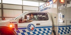 Texas County Launches In-House Ambulance Service